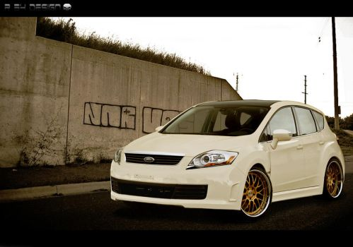 Ford Kuga by r34-Design
