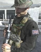 Captain Price by Arctic-RevoIution