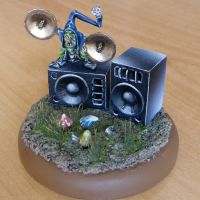 Noise gobelin custom by yannoch