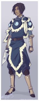 Warrior Sokka by Mandy-Mo