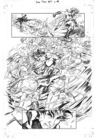 DC Teen titans sample 03 by mistermoster