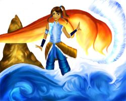 The Legend of Korra by ihavenoidea2
