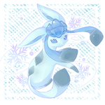 .glaceon by Effier-sxy