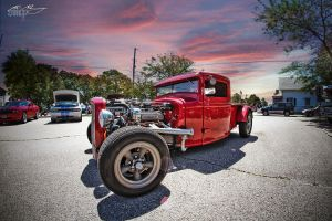 Fender Bender by SMP-Photography