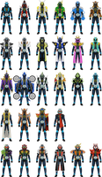 Specter All Damashii by Taiko554