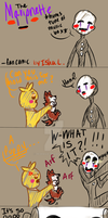 The Marionette by ScreamRedRaven12