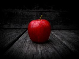 The Emo Apple by DreamingOfSerenity