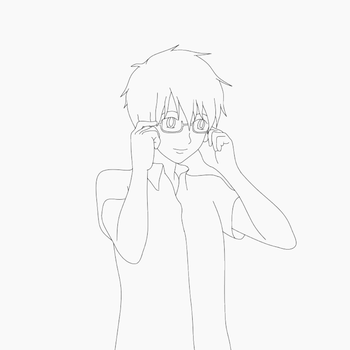 Tg Animation: Glasses by TheXtra89
