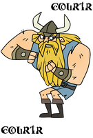 Viking by CourtR