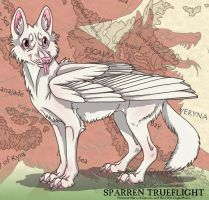 Sparren Trueflight by Falcolf