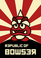 Republic of bowser by Negroud