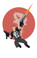 Punisher by universe-K