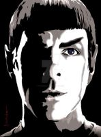 Star Trek: Spock by StevenWilcox