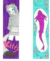Bookmark Designs by Footstepps45