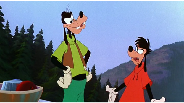 A Goofy Movie - Goofy and Max Stand 3 by kouliousis