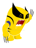 Domo Wolverine by Gromter