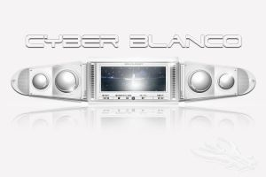 cyber blanco by graphomet