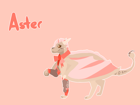 Aster Ref by 11pink13