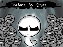 The Binding of Isaac - Vs. Envy by Jugass