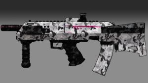 N3r-V Camo test2 by betasector