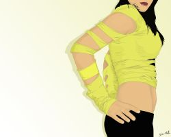 Rave Girl by FirGeL