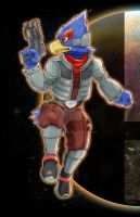 Falco Lombardi by Paterack