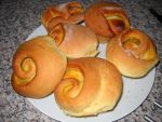Orange Buns by Bisected8