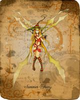 THe Summer faery by clv