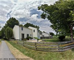Back Yard Panorama by BiOzZ