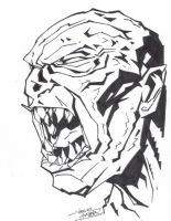 M.I.A Killer Croc by KidNotorious