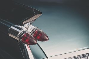 59 Caddy Fin by AmericanMuscle