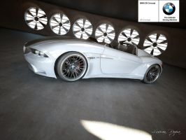 BMW ZR Concept 8 by LucianP