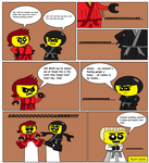 Ninjago: The Belly of the Beast by thekirbykrisis