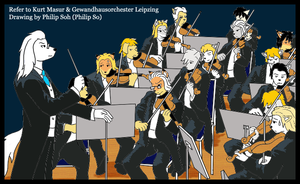 Philip Conduct Major Orchestra by sojh85