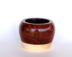Wooden Pot by TokiiWorks