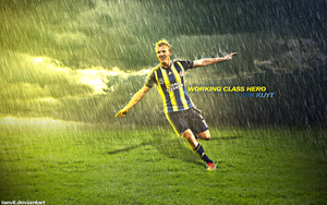 Dirk Kuyt by isevil