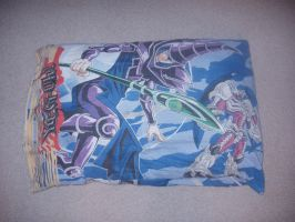 yu gi oh pillow B by KittyChanBB
