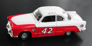Lee Petty's 56 Chrysler by boogster11