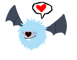 IT BE WOOBAT. by ToxicPeaches