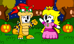 Our Halloween Costumes 2014 by MarioSimpson1