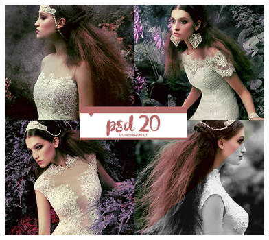 Psd #20 by lightsfadeout