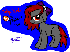 Adoptable 1 by KittyPony-Drawings