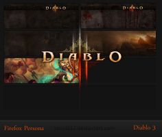 Diablo Persona for Firefox by tenhi837