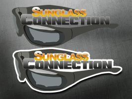 Sunglass Connection Logo Ver.2 by fireproofgfx