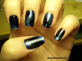 Nail art n.17 by megalomaniaCi