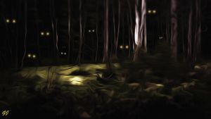 Creatures of the grove by GarryJay
