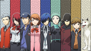 Persona 3 (13) by AuraIan