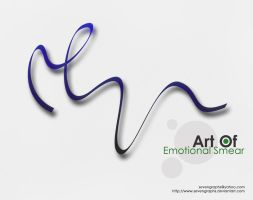 Art Of Emotion Smear 05 by sevengraphs