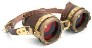 Steampunk Goggles 8 by AmbassadorMann