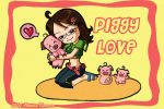 piggy love by Marina1984